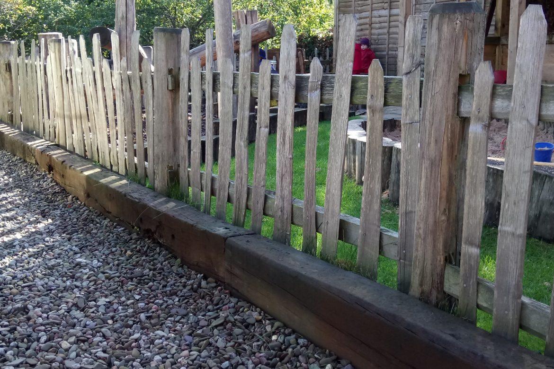 Chestnut fencing 3
